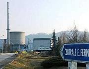 La centrale di Trino Vercellese (da archivio)